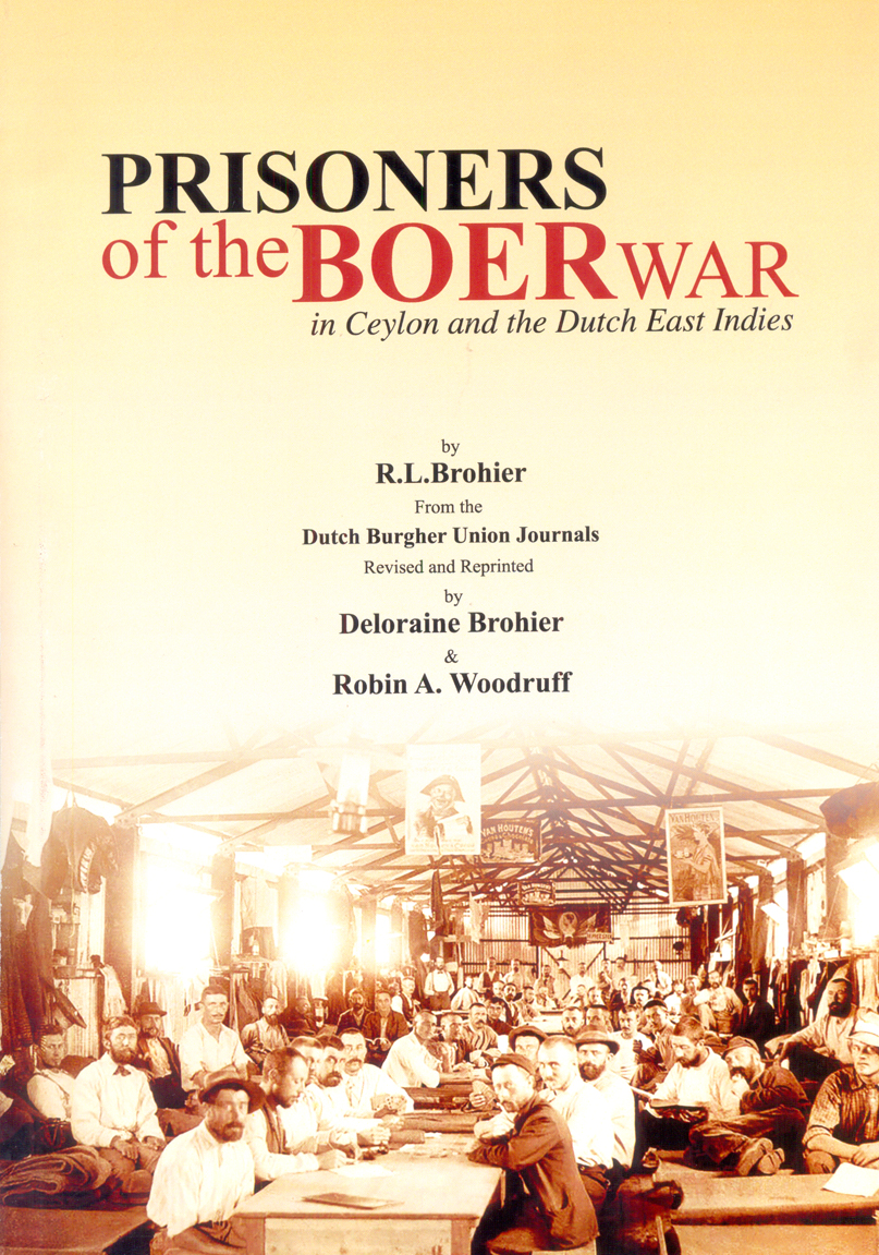 Prisoners Of The Boer War