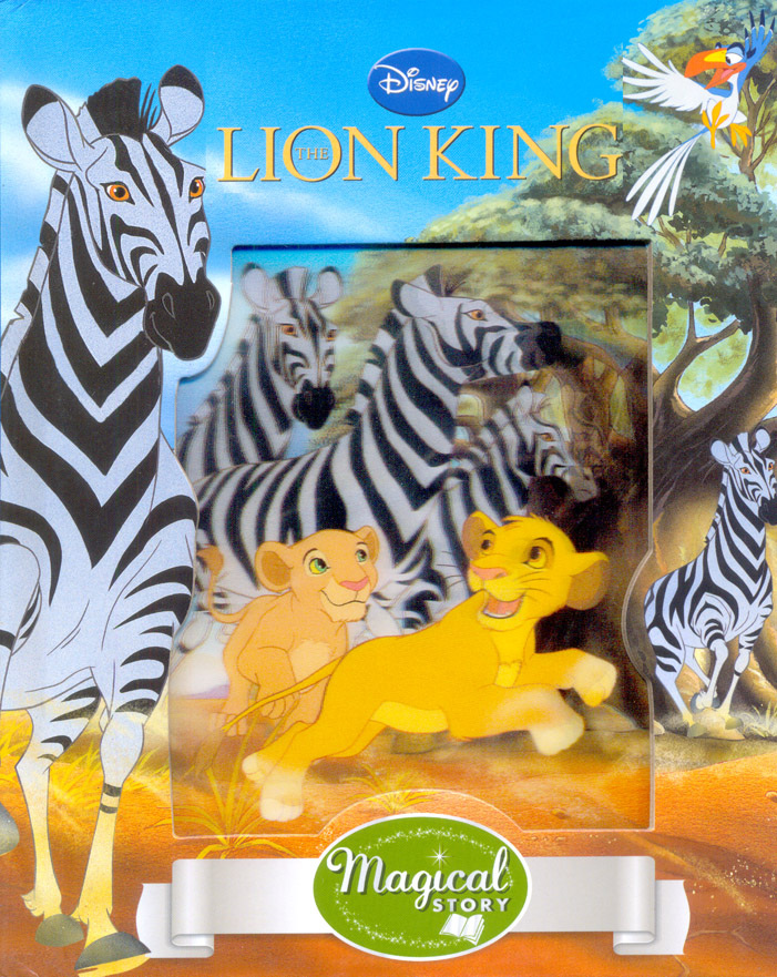 Disney Lion King : Magical Story